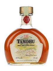 Tamdhu 15 Year Old