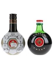 Zwack Unicum Herbal Liqueur & Unicum Limited Edition  2 x 50cl