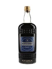 Sarti Menta Fernet Bottled 1950s 100cl / 40%