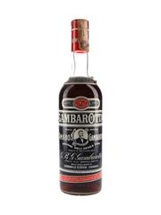 Gambarotta Amaro Bottled 1970s 100cl / 30%