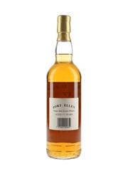 Port Ellen 17 Year Old Bottled 1990s - Douglas Murdoch & Co. 70cl / 59.5%