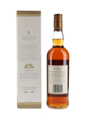 Macallan 10 Year Old Speaker Martin's - Signed By Michael Martin 70cl / 40%
