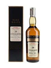Convalmore 1978 24 Year Old Bottled 2003 - Rare Malts Selection 70cl / 59.4%