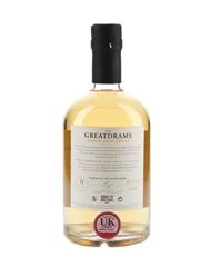 Invergordon Greatdrams 11 Year Old Bottled 2018 50cl / 46.2%