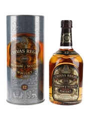 Chivas Regal 12 Year Old Limited Edition 2000 70cl / 40%