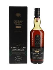 Lagavulin 1979 Distillers Edition  70cl / 43%