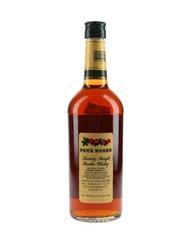 Four Roses 6 Year Old Bottled 1980s - Sandeman Coprimar 75cl / 43%