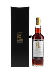 Kavalan Selection Port Cask Bottled 2019 - The Whisky Shop 70cl / 58.6%