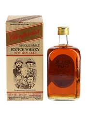 Glenfarclas 15 Year Old Silk Cut Bottled 1980s 75cl / 46%