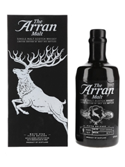 Arran White Stag Fifth Release - 9 Year Old Bottled 2019 70cl / 57.1%