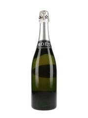 Moet & Chandon Silver Jubilee Cuvee Bottled 1977 75cl
