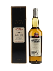 Glen Ord 1974 23 Year Old Bottled 1998 - Rare Malts Selection 70cl / 60.80%