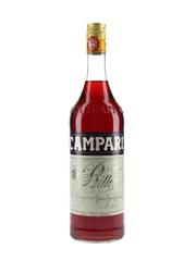 Campari Bitter Bottled 1980s - Duty Free 100cl / 21%