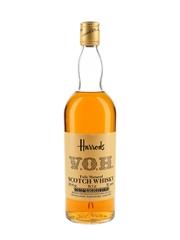 Harrods VOH Bottled 1970s 75.7cl / 40%
