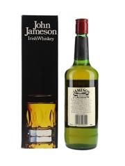 Jameson Irish Whiskey Bottled 1980s 75cl / 40%
