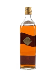 Johnnie Walker Black Label Extra Special Bottled 1970s - Duty Free Stores 75cl