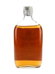 Dewar's White Label Spring Cap Bottled 1940s 35cl / 40%