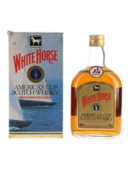 White Horse 12 Year Old The America's Cup 1987 75cl / 40%