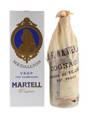Martell Medallion VSOP Bottled 1960s - UK Release 68cl / 40%
