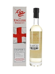 The English Whisky Co. Chapter 4 Single Malt Spirit 20cl / 40%