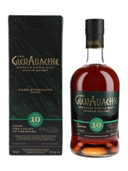 Glenallachie 10 Year Old Cask Strength Batch 6  70cl / 57.8%