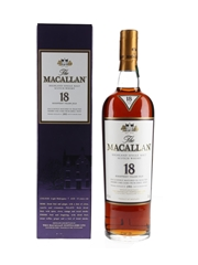 Macallan 18 Year Old Distilled 1993 And Earlier 70cl / 43%