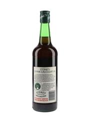 Stone's Original Green Ginger Wine Bottled 1970s 70cl / 13.5%