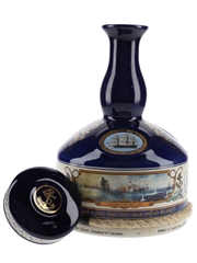 Pusser's 15 Year Old Navy Rum Ship's Decanter Battle of Trafalgar Bicentenary 1805-2005 100cl / 47.75%