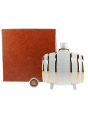 Camus Napoleon Ceramic Barrel Decanter Bottled 1980s 70cl / 40%