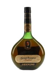 Janneau Fondateur Grand Armagnac Bottled 1960s - 1970s 70cl / 40%