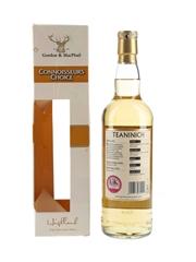 Teaninich 1996 Bottled 2011 - Connoisseurs Choice 70cl / 46%