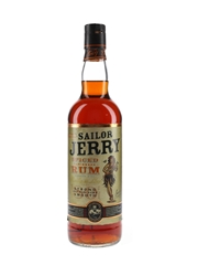 Sailor Jerry Spiced Rum Vanilla & Lime 70cl / 40%