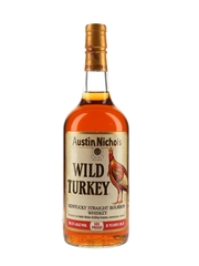 Wild Turkey 101 Proof 8 Year Old Bottled 1990s - Lawrenceburg 100cl / 50.5%