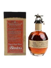 Blanton's Original Single Barrel No. 406 Bottled 2021 70cl / 46.5%
