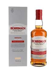 Benromach 2012 Contrasts: Peat Smoke Sherry Cask Matured - Bottled 2021 70cl / 46%
