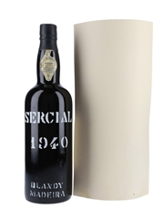 Blandy's Sercial 1940 Madeira Bottled 1986 75cl / 20.5%