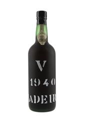 V 1940 Madeira
