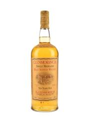 Glenmorangie 10 Year Old Bottled 1990s - Duty Free 113cl / 43%