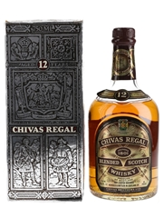 Chivas Regal 12 Year Old Bottled 1980s 75cl / 43%