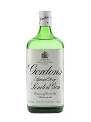 Gordon's Special Dry London Gin Bottled 1990s 70cl / 37.5%