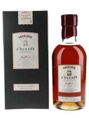 Aberlour A'bunadh Batch 8 70cl / 60.2%