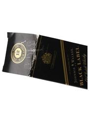 Johnnie Walker Black Label Extra Special 12 Year Old Bottled 1990s 100cl / 40%