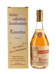 Lemorton 10 Year Old Vieux Calvados Du Domfrontais  70cl / 40%