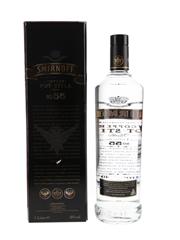 Smirnoff Black No.55 Copper Pot Still 100cl / 40%