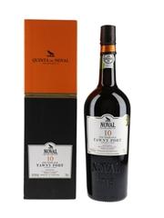 Quinta Do Noval 10 Year Old Tawny Port Bottled 2014 75cl / 19.5%