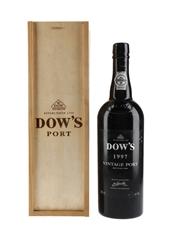 Dow's 1997 Vintage Port
