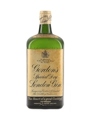 Gordon's Special Dry London Gin Spring Cap