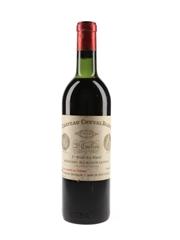 Chateau Cheval Blanc 1958 Saint Emilion 1er Grand Cru Classe 75cl