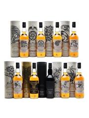 Game Of Thrones Whiskies Set