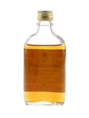 Macallan 10 Year Old 100 Proof Bottled 1970s-1980s - Gordon & MacPhail 4cl / 57%